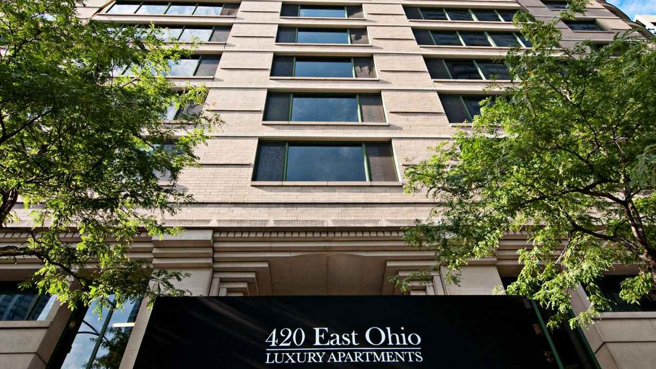 420 East Ohio Chicago See Pics Amp Avail